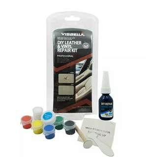 Visbella DIY  leather & vinyl repair kit
