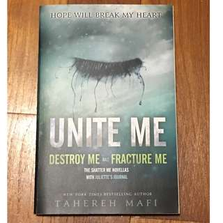 Shatter Me Series Book 1.5 and 2.5 in 1