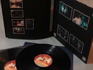 "RARE 1976 Led Zeppelin - ""The Song Remains the Same"" Vintage Vinyl"