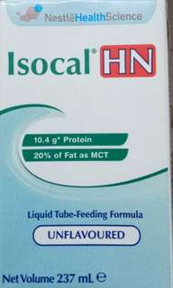Nestle 愛素寶HN Isocal HN 237ml x 24