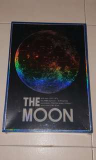1000 pieces Jigsaw Puzzle - The Moon