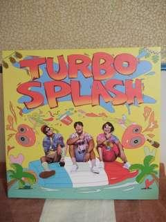 Turbo 第一張迷你專輯 <TURBO SPLASH>
