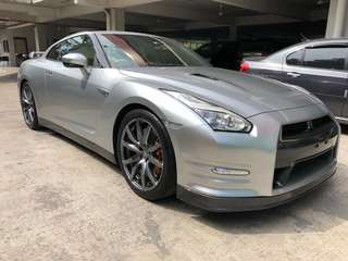 Unreg 2014 Nissan GTR PREMIUM 3,800cc V6 Turbo AWD coupe