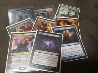 Random 100 Magic the gathering rares