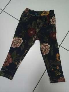 1Years baby girl pants