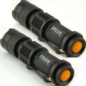 ULTRAFIRE CREE Q5 TORCHLIGHT