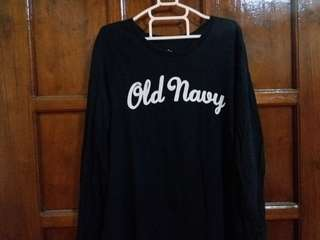 Old navy long sleeves