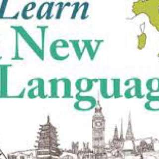 Learn a new language?