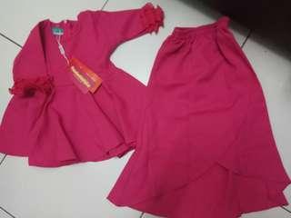 Baju Raya 1 set