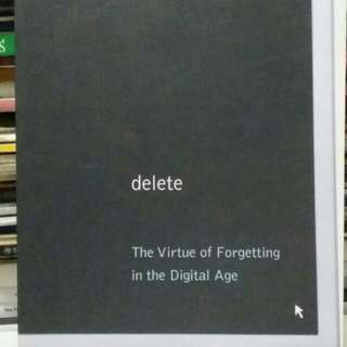 Virtue of Forgetting in the Digital Age