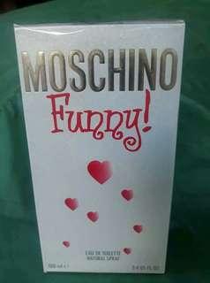 Moschino Perfume original