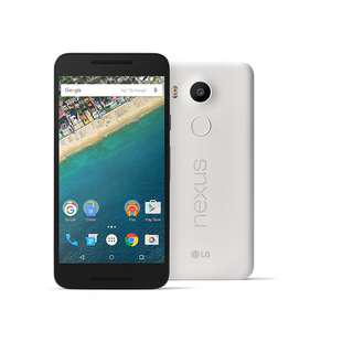 Google Nexus 5X  5.2吋 2GB/32GB 指紋辨識  NFC 白色 Android 8.0 4G-LTE