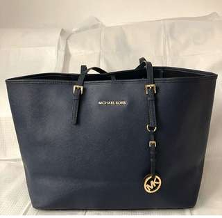 Michael Kors Tote Saffiano Leather Bag