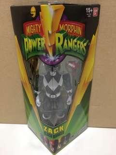 MMPR Power Ranger Black Ranger