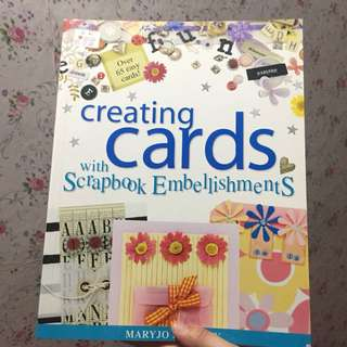 Creating cards book