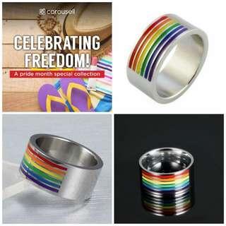 LGBT Pride Ring
