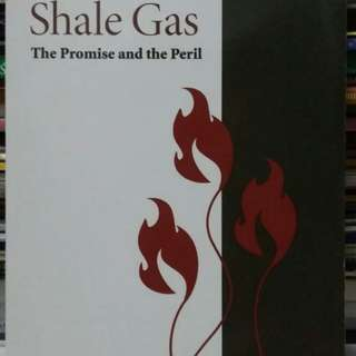 Shale Gas the Promise and the Peril