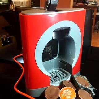 Oblo Dolce Gusto Coffee Machine
