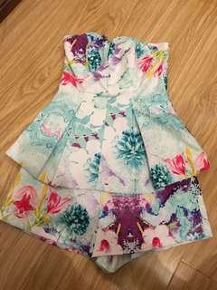 Floral playsuit 6