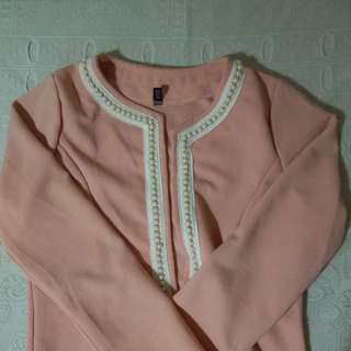 Old Rose Blazer