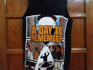A day to remember band shirt