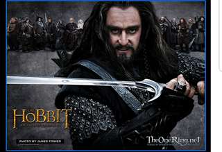 The Orcrist of Thorin replica