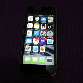 For sale iPhone 5s space gray 16 GB Factory Unlock/ Openline