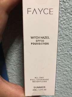 🚚 Fayce Foundation