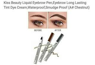 Eyebrow pen liner
