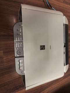 Printer cum Scanner (Canon)