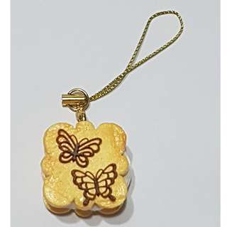 🚚 Cute Handmade Butterfly Cookie Charm