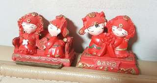 Wedding Pair Figurines