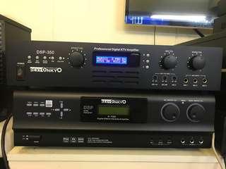 Rexy Onkyo DSP Karaoke Amplifer 300Wx2