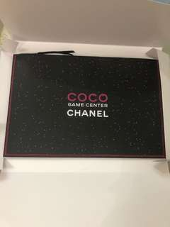 Chanel coco game centre 贈品