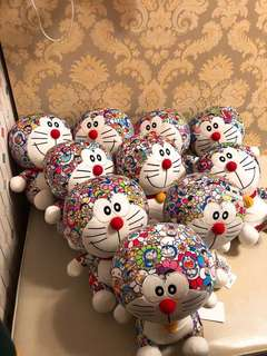 Takashi Murakami x Doraemon 村上隆 x 多啦A夢