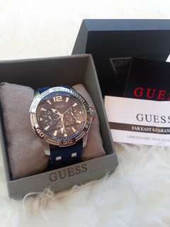 Guess men watch W0366G2