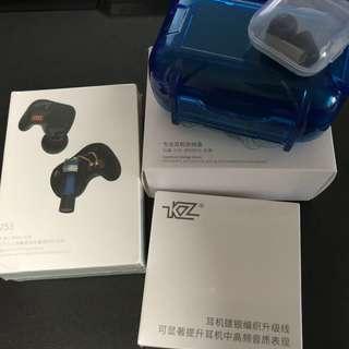 🚚 KZ ZS3(New Gifts+Warranty)
