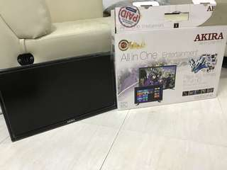 Akira All in One FHD TV