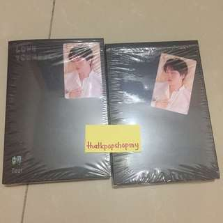BTS TEAR U VERSION UNSEALED