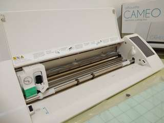 Sticker cutter (digital/electronic) with software