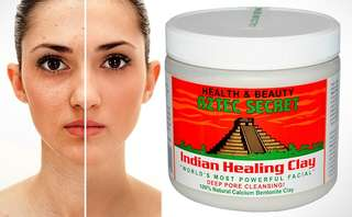 Aztec Clay Mask trial pack