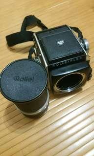 🚚 德製老相機