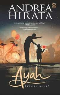 Pre order book - Ayah by Andrea Hirata (Indonesia)