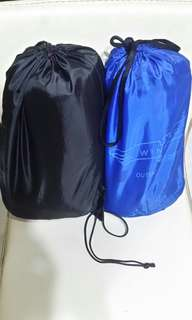 Sleeping bag (two bags)