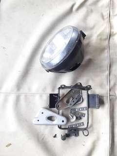 Headlamp FZ150-V1