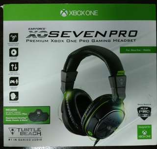 Ear Force XO Seven Pro Premium Xbox one Gaming Headset