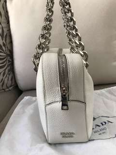 Prada Hand Bag (Authentic)