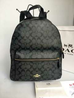 Coach Charlie Large Backpack