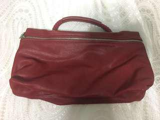Longchamp Leather Bag