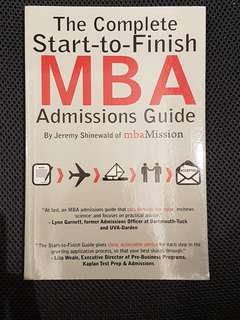 MBA Admission Guide - MBAdmission